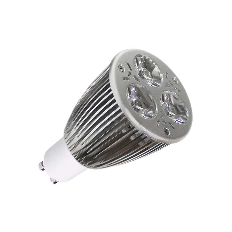 GU10 LED lamp 9W, Warm White